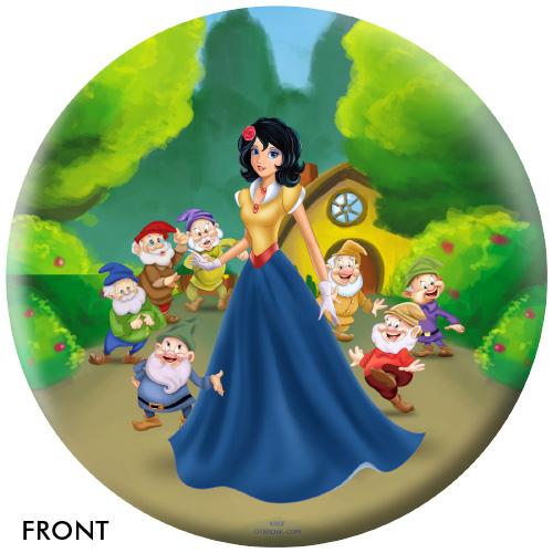 OTBB Snow White Bowling Ball