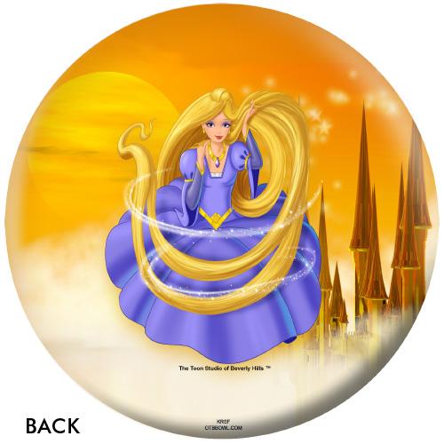 OTBB Rapunzel Bowling Ball