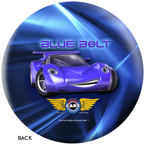 OTBB Blue Bolt Bowling Ball