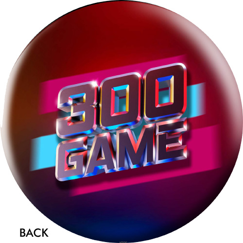 OTBB 300 Game Award Starlight Bowling Ball