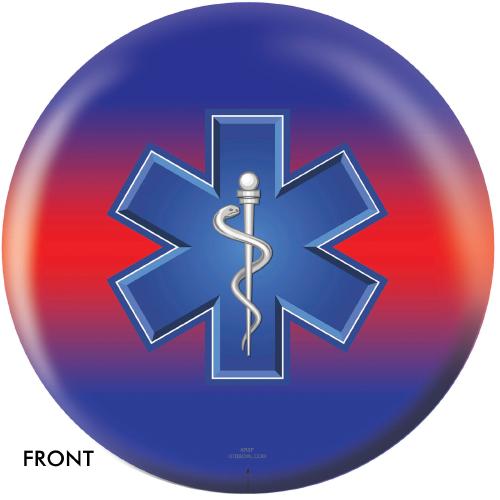 OTBB EMS Symbol Bowling Ball