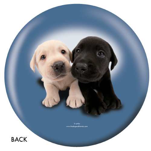 OTBB Labrador Retriever Bowling Ball