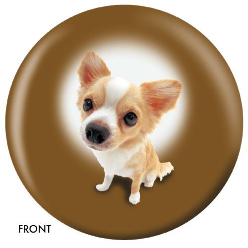 OTBB Chihuahua Bowling Ball