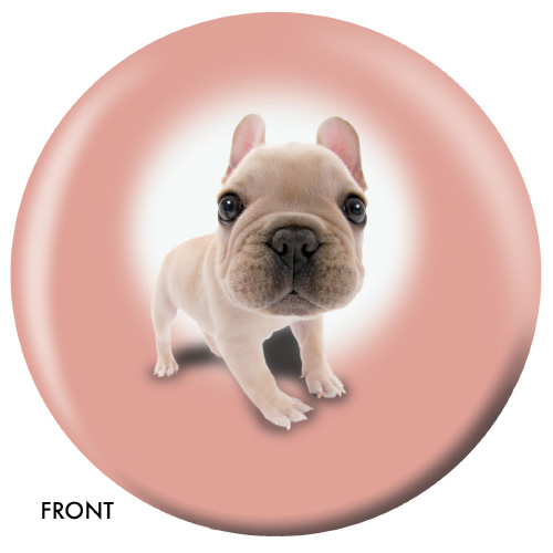OTBB French Bulldog Bowling Ball