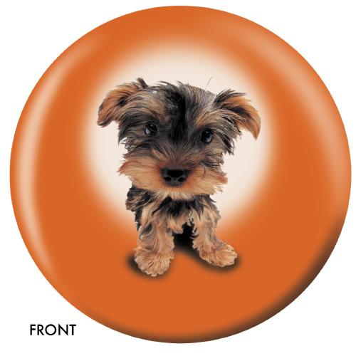OTBB Yorkshire Terrier Bowling Ball
