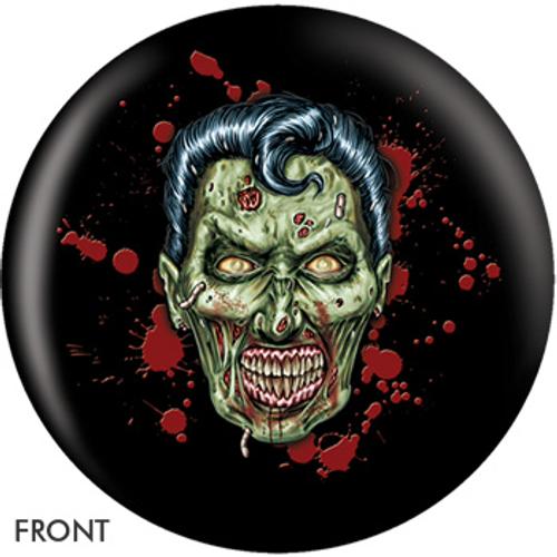 OTBB Zombie Elvis Bowling Ball