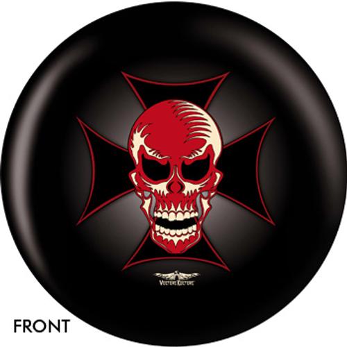 OTBB Vulture Culture Iron Cross Bowling Ball