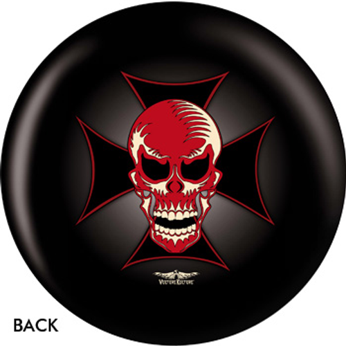 OTBB Vulture Culture Iron Cross Bowling Ball