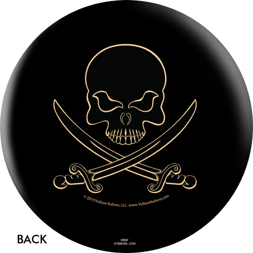 OTBB Vulture Culture Pirate Bowling Ball