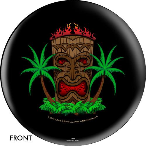 OTBB Vulture Culture Tiki Bowling Ball