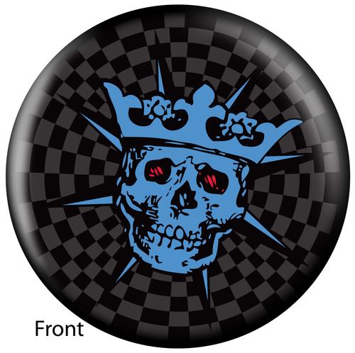 OTBB Skull King Bowling Ball