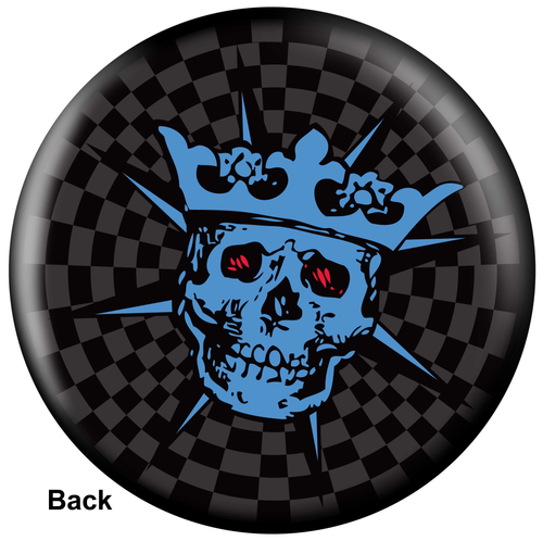 OTBB Skull King Bowling Ball