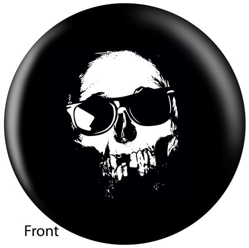 OTBB Cool Skull Bowling Ball