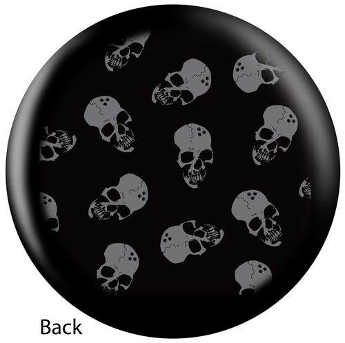 OTBB Skull Shield Bowling Ball