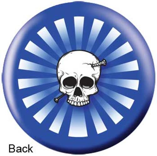 OTBB Screwed Skull Bowling Ball