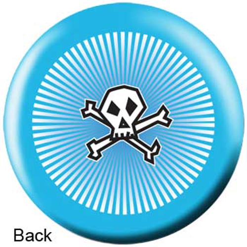 OTBB Baby Blue Punk Bowling Ball