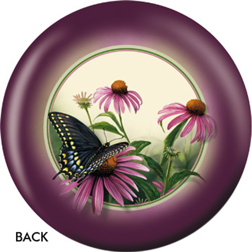 OTBB Swallowtail Butterfly Bowling Ball