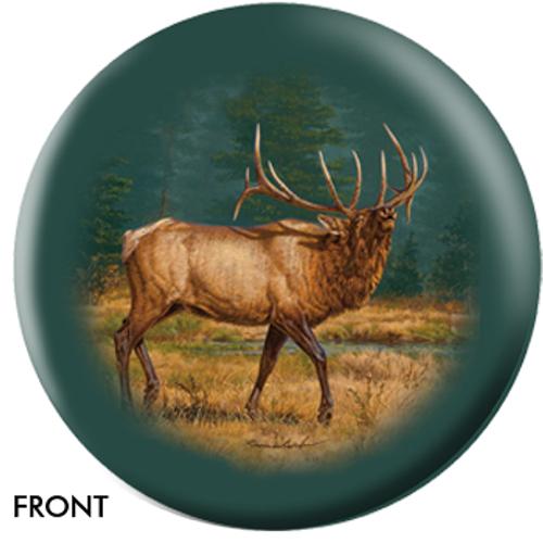 OTBB Elk Bowling Ball
