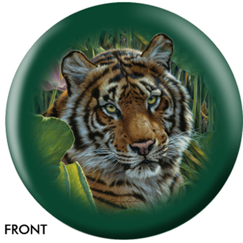 OTBB Tiger Bowling Ball