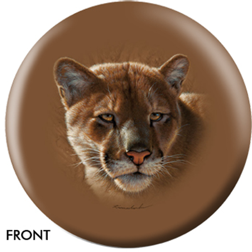 OTBB Mountain Lion Bowling Ball
