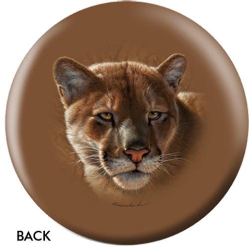 OTBB Mountain Lion Bowling Ball