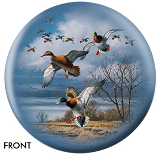 OTBB Mallards Bowling Ball