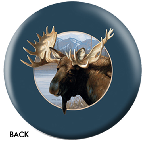OTBB Moose Bowling Ball