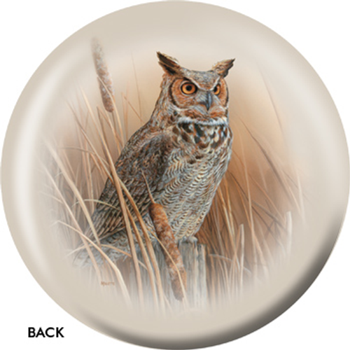 OTBB Horned Owl Bowling Ball