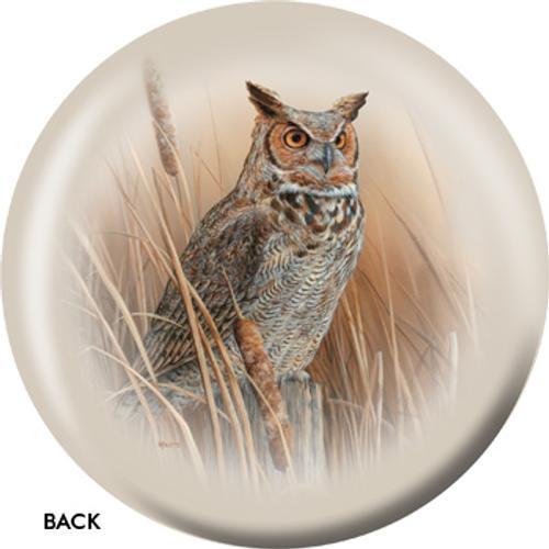 OTBB Horned Owl Bowling Ball
