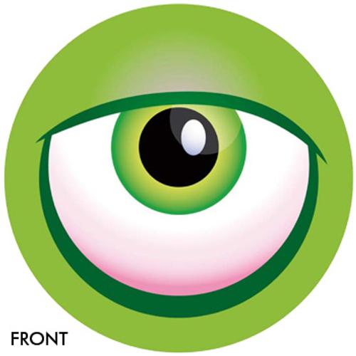 OTBB Monster Eyeball Green Bowling Ball