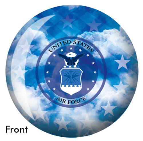 OTBB Air Force Bowling Ball
