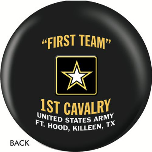 OTBB 1st Calvary Bowling Ball