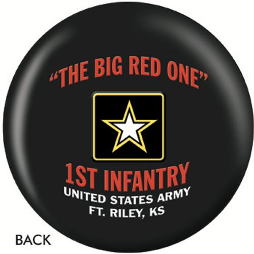 OTBB 1st Infantry Bowling Ball