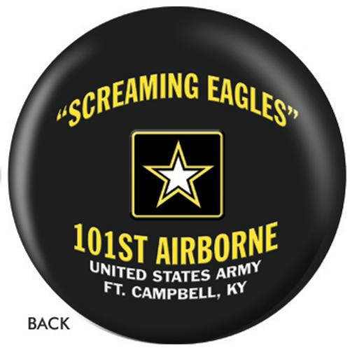 OTBB 101st Airborne Bowling Ball