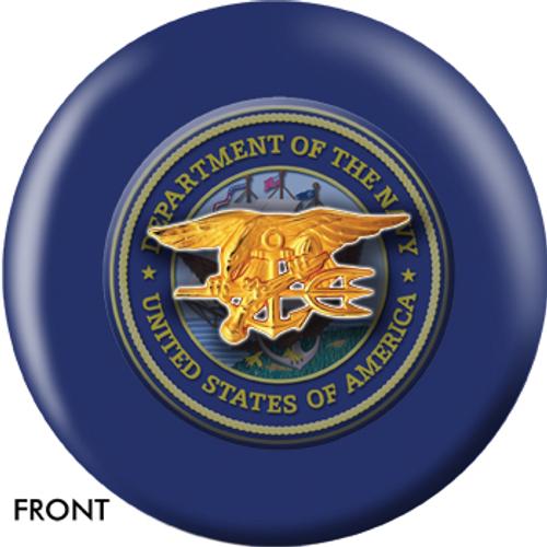 OTBB Navy Seals Bowling Ball