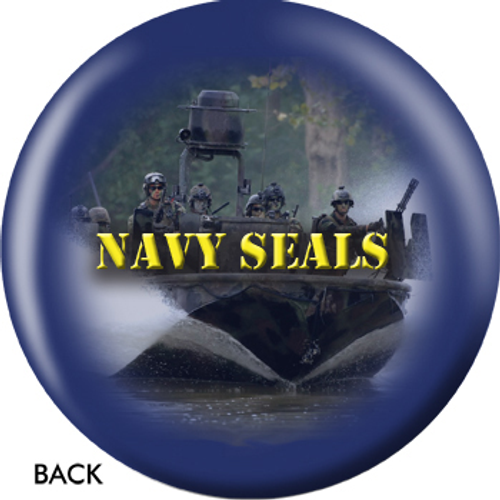 OTBB Navy Seals Bowling Ball