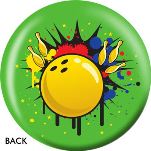 OTBB Hooked On Bowling! Bowling Ball