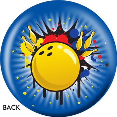 OTBB Bowling Fanatic! Bowling Ball