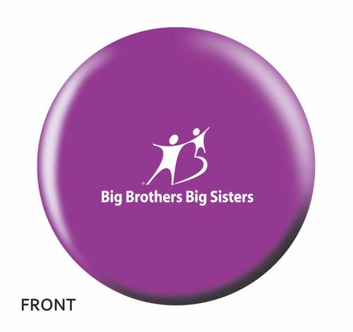 OTBB Big Brothers Big Sisters Bowling Ball