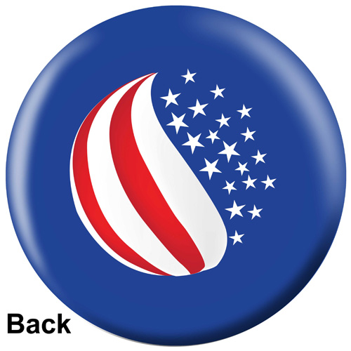 OTBB God Bless The USA Version 1 Bowling Ball
