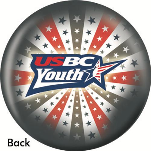 OTBB USBC Youth Open Championship Version 2 Bowling Ball