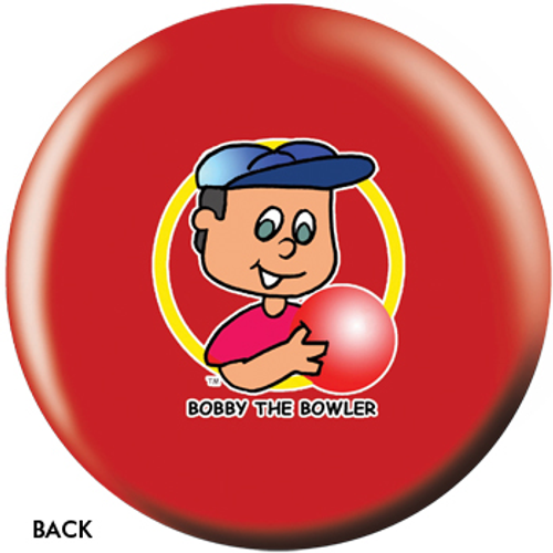 OTBB Bobby The Bowler Red Bowling Ball