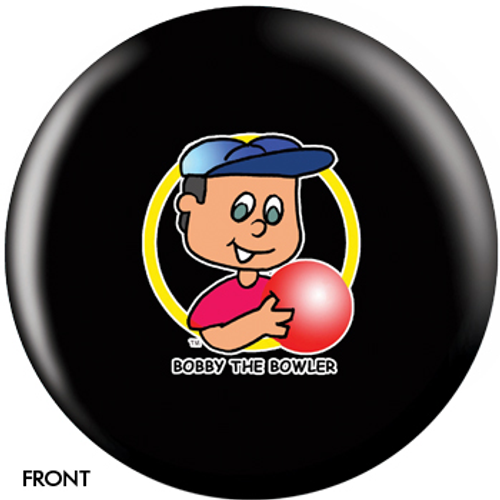 OTBB Bobby The Bowler Black Bowling Ball