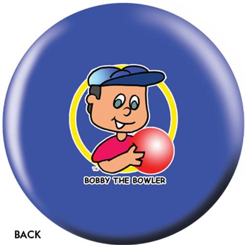 OTBB Bobby The Bowler Blue Bowling Ball