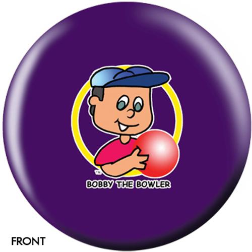 OTBB Bobby The Bowler Purple Bowling Ball