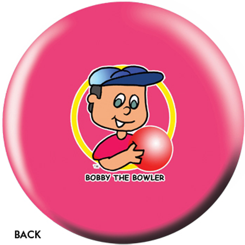 OTBB Bobby The Bowler Pink Bowling Ball