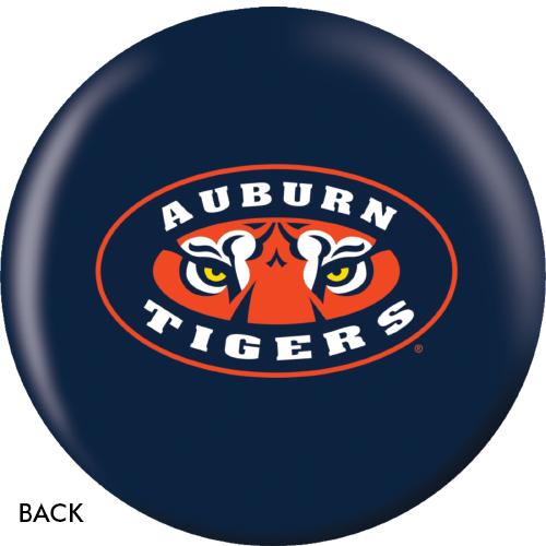 OTBB Auburn Tigers Bowling Ball