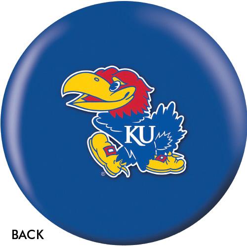 OTBB Kansas Jayhawks Bowling Ball