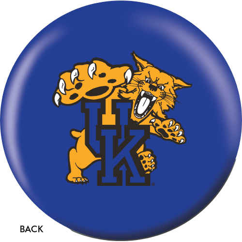OTBB Kentucky Wildcats Bowling Ball
