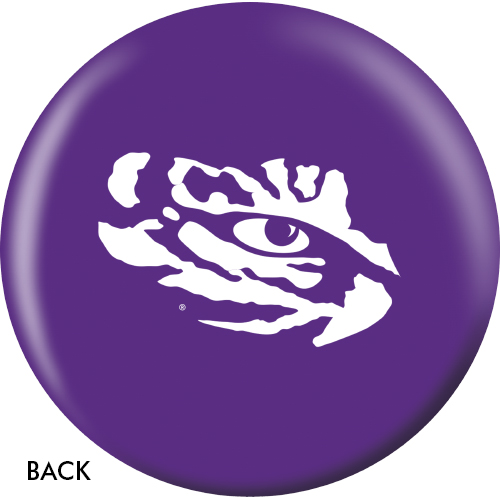 OTBB LSU Tigers Bowling Ball